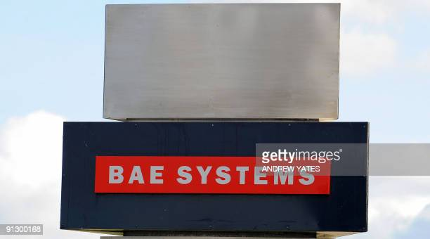 Systems plant is pictured in Warton near Preston, north-west England, on October 1, 2009. Britain's Serious Fraud Office announced Thursday that it...
