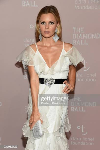 Sytlist Elizabeth Sulcer attends Rihanna's 4th Annual Diamond Ball benefitting The Clara Lionel Foundation at Cipriani Wall Street on September 13...