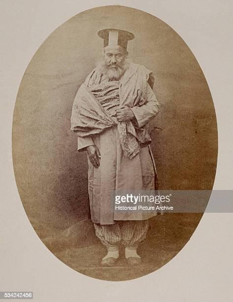 Syud Sabir Ali Shah of Tattah a Muslim man