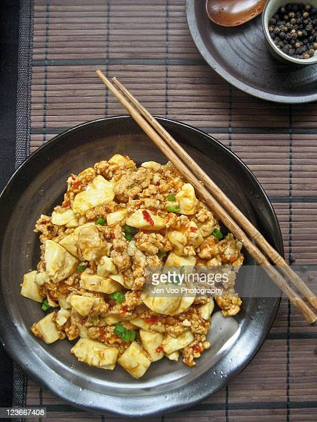 Szechuan Ma Po Dofu