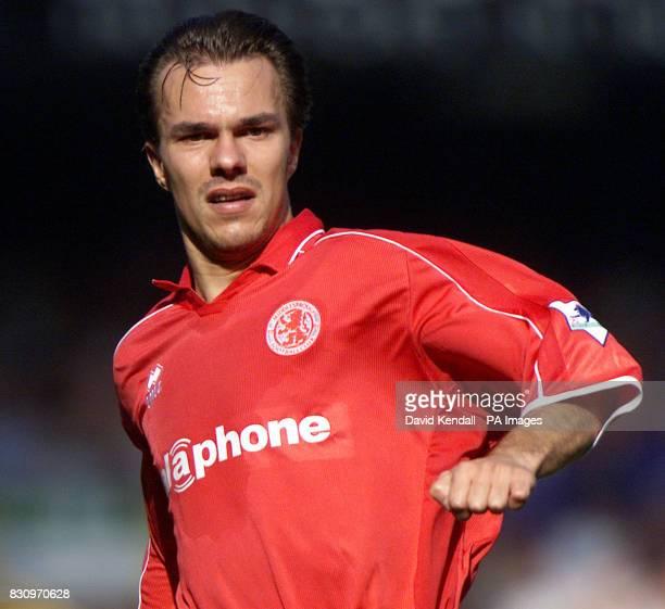 Szilard Nemeth of Middlesbrough Football Club