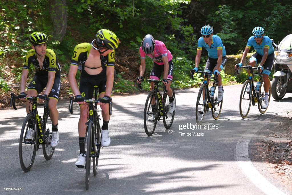 Cycling: 101st Tour of Italy 2018 / Stage 19 : ニュース写真