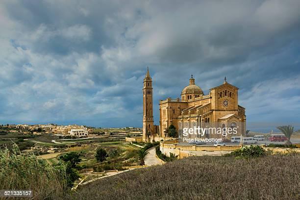 Ta' Pinu Church, Gozo