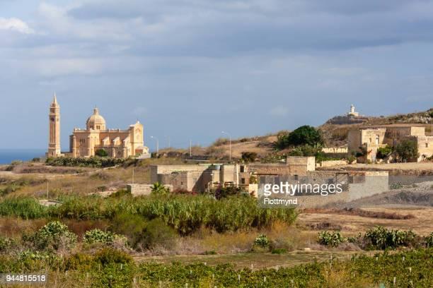 Ta Pinu National Shrine near Gharb, Gozo Malta