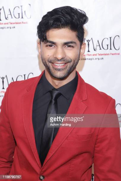 Taaha Shah attends the 30th Anniversary Of The CineMagic Charity Gala at The Fairmont Miramar Hotel & Bungalows on June 27, 2019 in Santa Monica,...