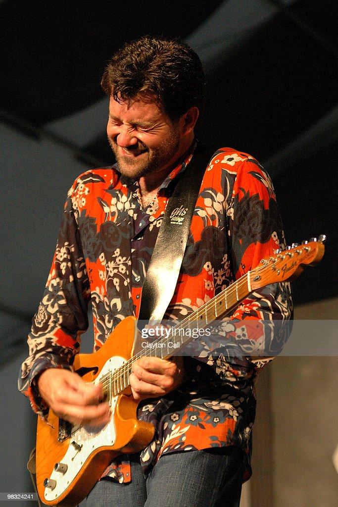 Tab Benoit's Thinline Telecaster   Cool guitar, Fender ...   Tab Benoit Telecaster