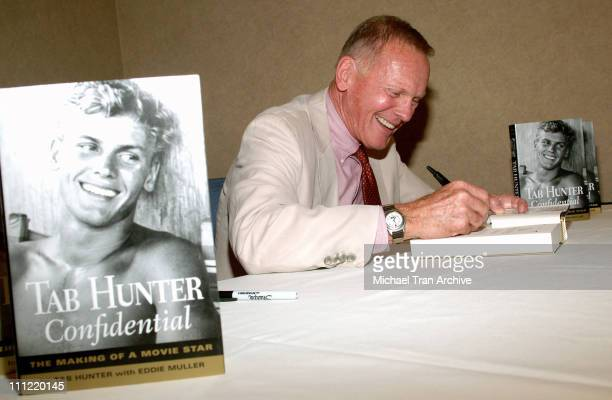 Tab Hunter during Hollywood Chamber of Commerce 85th Annual Officer Installation Lifetime Achievement Award Luncheon at Renaissance Hollywood Hotel...