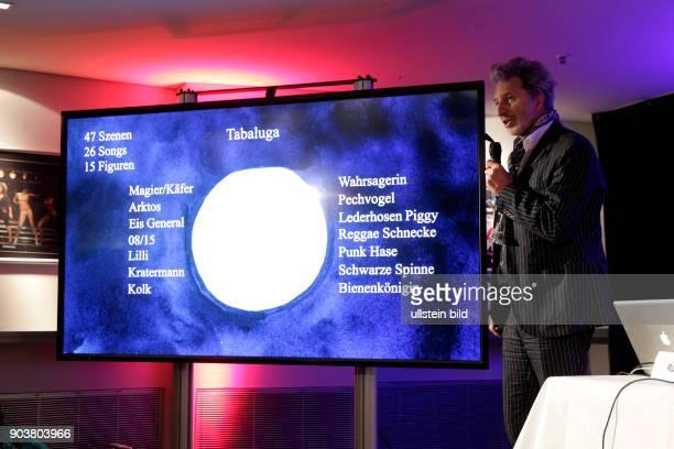 Tabaluga und die Zeichen der Zeit Peter Maffay gastiert mit dem RockMärchen 'Tabaluga Es lebe die Freundschaft' mit drei Shows am 26 und 27 November...