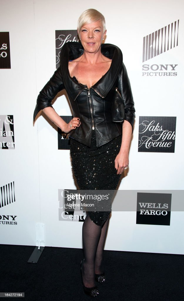 Tabatha Coffey arrives at 'An Evening' Benefiting The L.A. Gay & Lesbian Center at the Beverly Wilshire Four Seasons Hotel on March 21, 2013 in Beverly Hills, California.