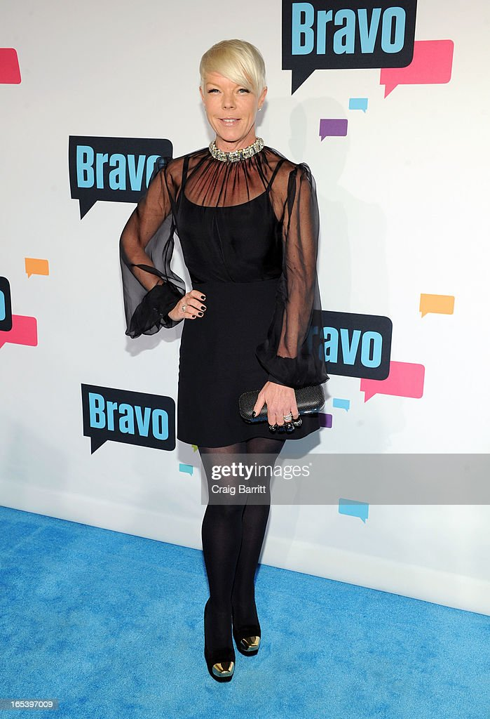 Tabatha Coffey attends the 2013 Bravo New York Upfront at Pillars 37 Studios on April 3, 2013 in New York City.