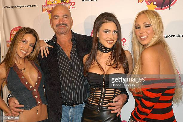 Tabatha Stevens Harry Feingold Jessica Jaymes and Mary Carey