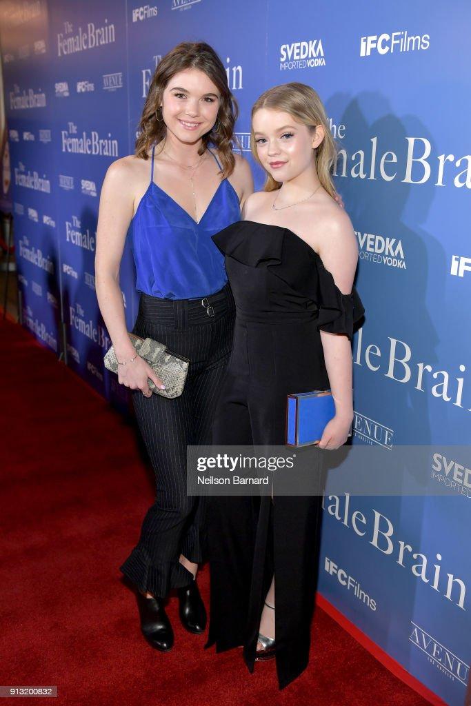 "Premiere Of IFC Films' ""The Female Brain"" - Arrivals : News Photo"