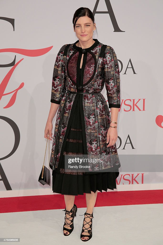 Tabitha Simmons who won accessories designer of the yearattends the 2015 CFDA Fashion Awards at Alice Tully Hall at Lincoln Center on June 1, 2015 in New York City.