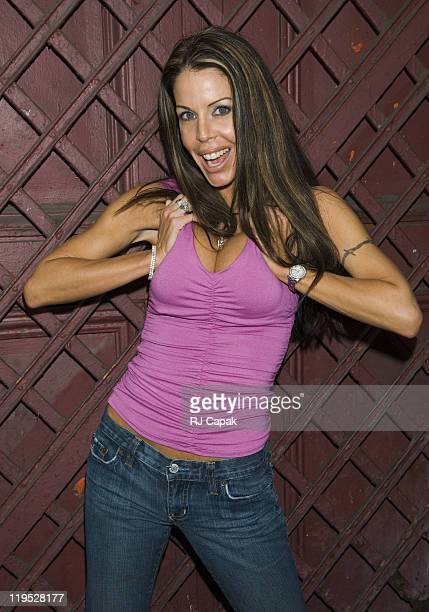 Tabitha Stevens during Tabitha Stevens Sighting in New York City March 13 2006 at Streets Of Manhattan in New York City NY United States