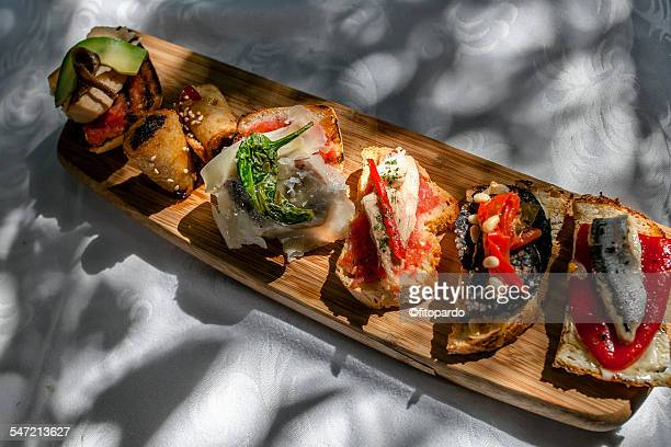 Tabla de Pintxos