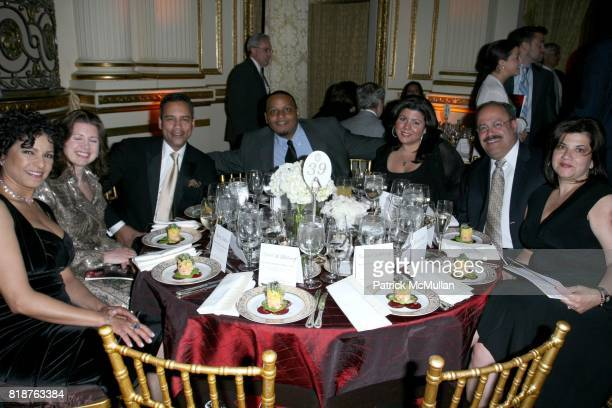 Table 29 attend BALLET HISPANICO'S 40th Anniversary Spring Gala at the Plaza Hotel on April 19th 2010 in New York City