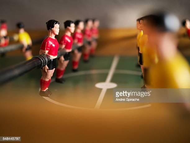 Table football figurines
