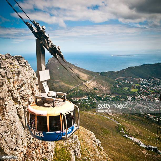Table Mountain Cable Car Cape Town