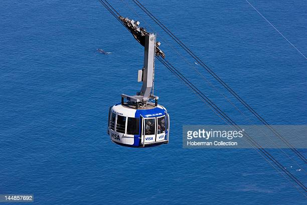 Table Mountain Cable Car, Cape Town, South Africa