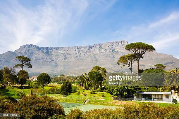 Montaña de la mesa, de Cape Town