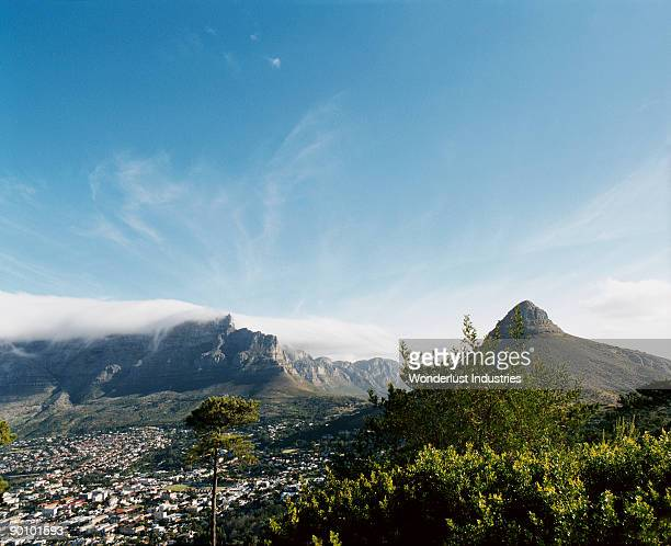 Table Mountain cloudscape