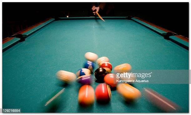 Table pool games