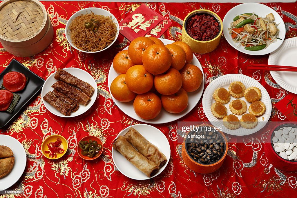 Traditional Foods For The New Year