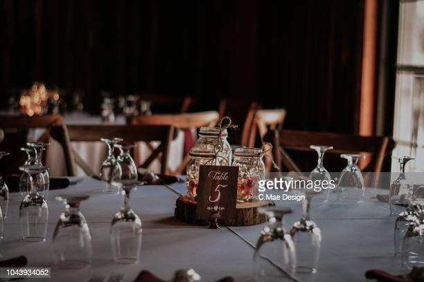 table setting - maroon stock pictures, royalty-free photos & images