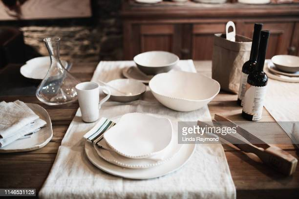 table setting - arranging stock pictures, royalty-free photos & images