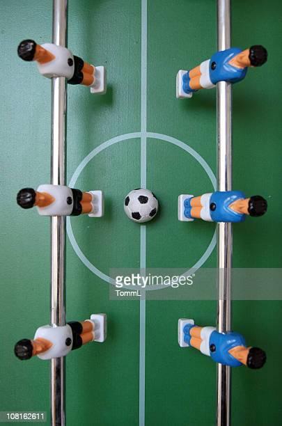 Fútbol o fútbol de mesa