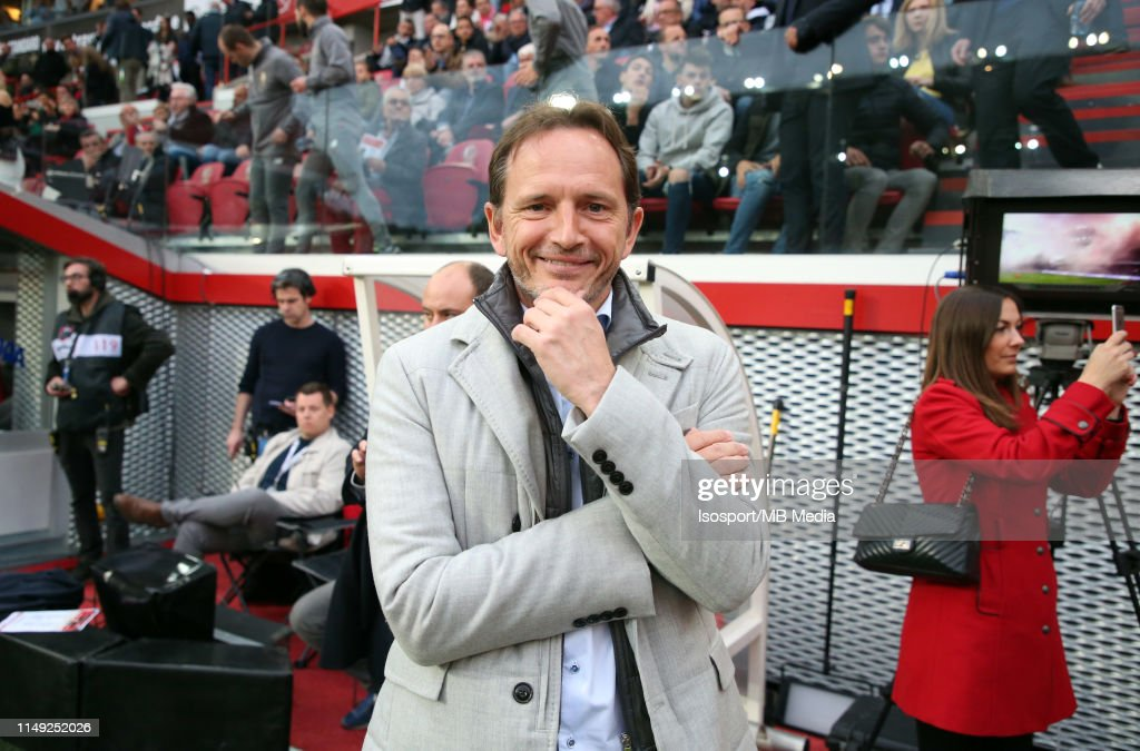 Table Tennis Player Jean Michel Saive During The Jupiler Pro League News Photo Getty Images