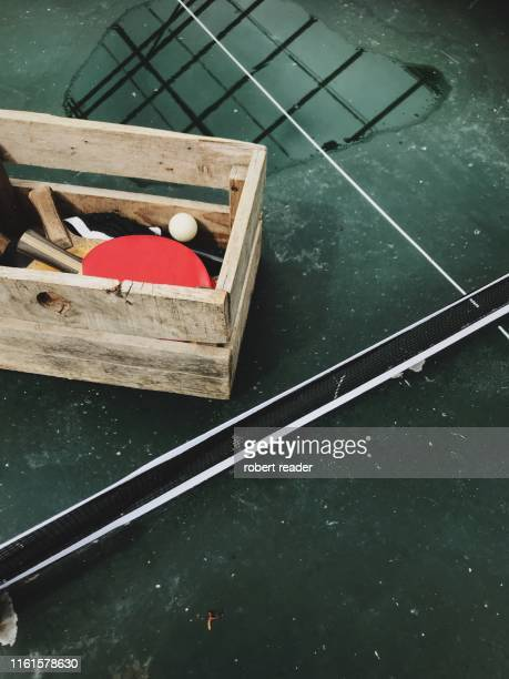 table tennis table - world championship stock pictures, royalty-free photos & images
