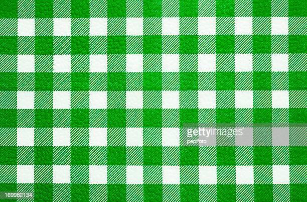 textura de tecido xadrez toalha de mesa - quadriculado - fotografias e filmes do acervo