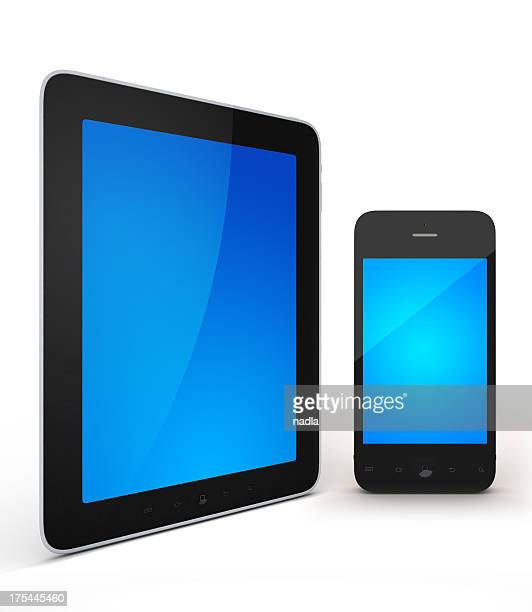 tablet and mobile