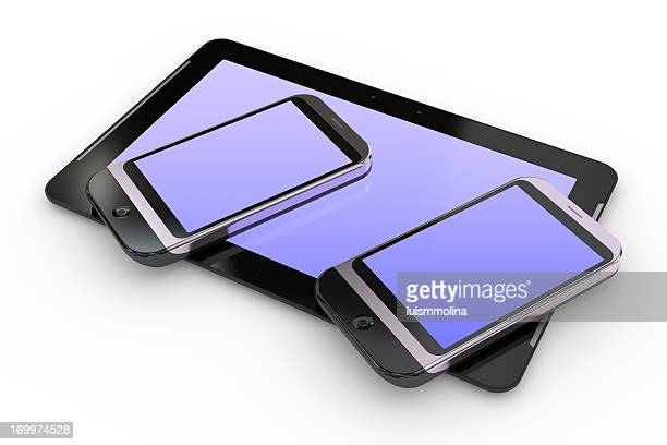 Tablet and Smartphones
