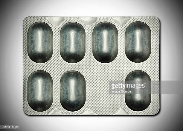 tablet blister pack - blister pack stock pictures, royalty-free photos & images