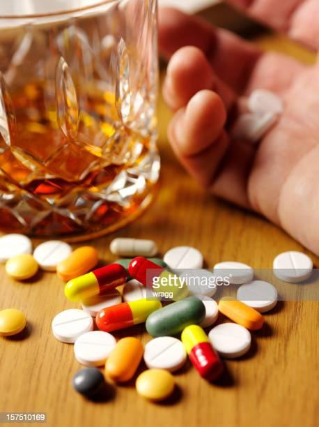 Tablets and Alcohol