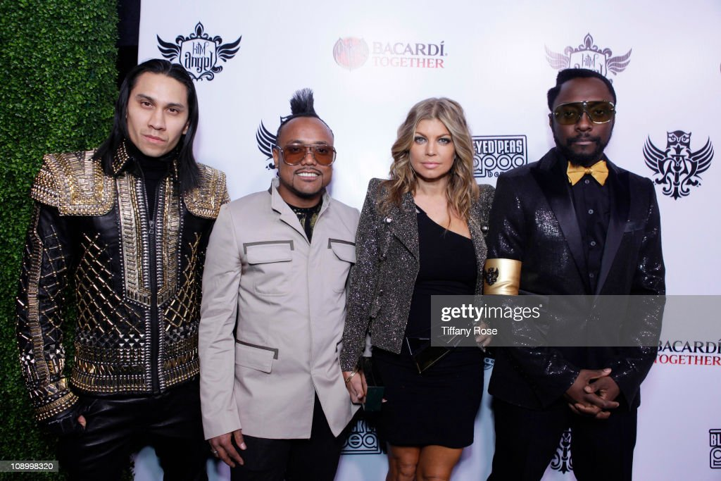 7th Annual Black Eyed Peas' Benefit Concert