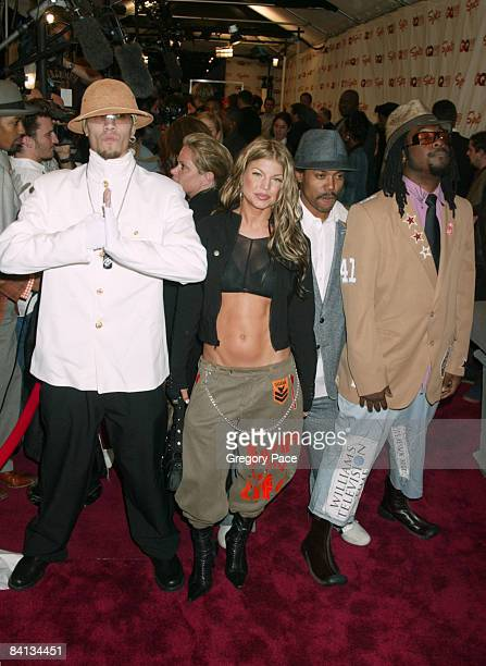 Taboo Fergie apldeap and WillIAm of Black Eyed Peas