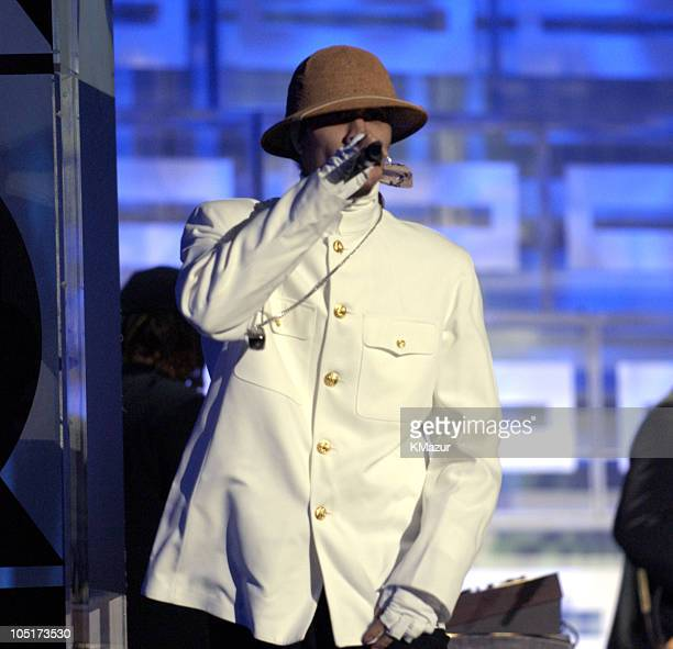 Taboo of Black Eyed Peas during Spike TV Presents the 2003 GQ Men of the Year Awards Show at The Regent Wall Street in New York City New York United...