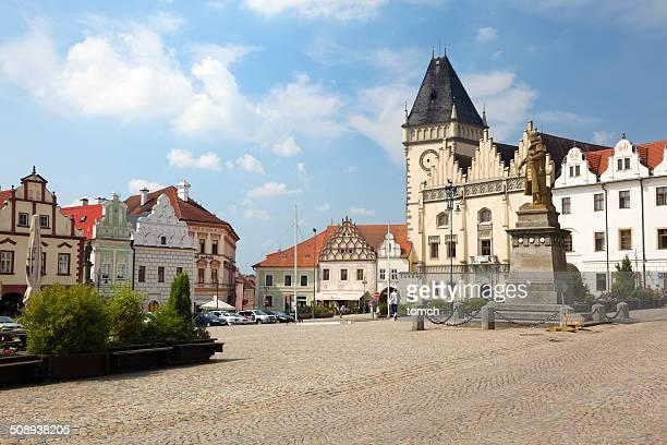 tabor street rebublic, en république tchèque - république tchèque photos et images de collection