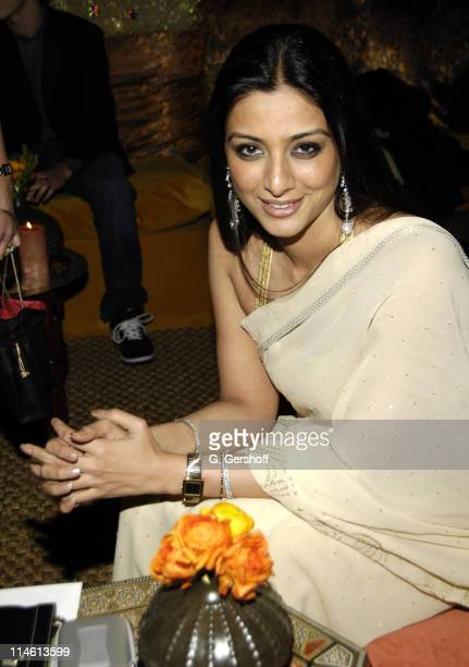 Tabu during The Namesake New York City Premiere After Party at 711 Greenwich Street in New York City New York United States