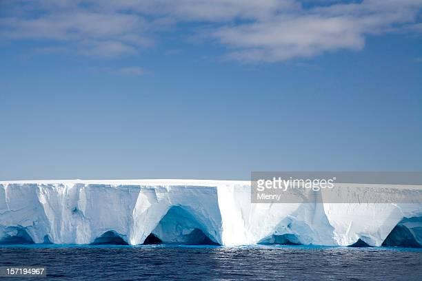 Tabular Iceberg Antarctica III