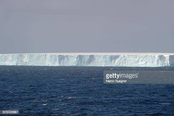 tabular iceberg. - pack ice stock pictures, royalty-free photos & images