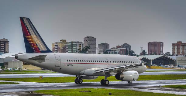 Taca Airlines Airbus As-319