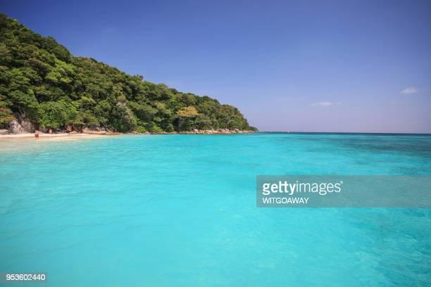 Tachai Island, Phang-nga, Thailand