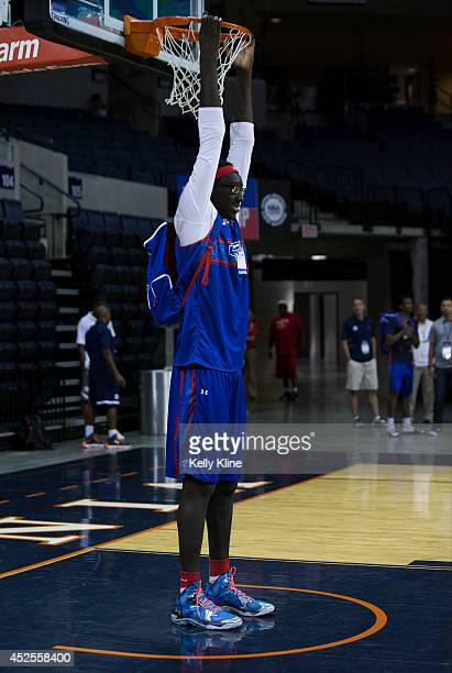 Tacko Fall Stock Photos And Pictures Getty Images
