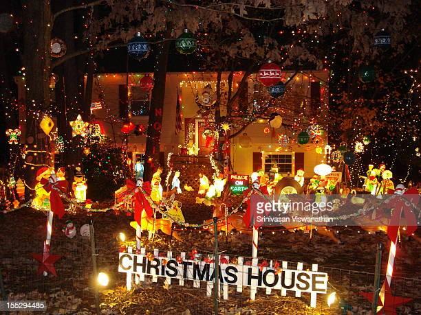 Tacky lights decoration