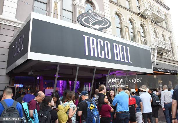 Taco Bell Celebrates Return of Nacho Fries and Demolition Man 25th Anniversary With Futuristic Dining Experience at Greystone Prime Steakhouse...