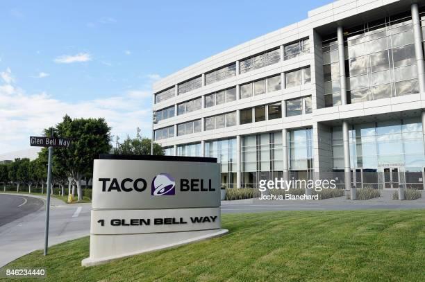 Taco Bell headquarters in Irvine California
